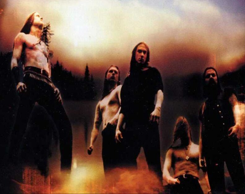Amon Amarth - Sorrow Throughout the Nine Worlds - bandphoto
