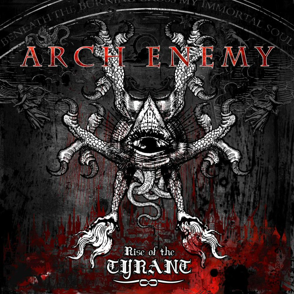 Arch Enemy Swedish Metal The Home Of Good Black Metal And Death