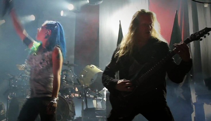 Arch Enemy - with Jeff Loomis