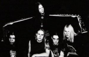Gates of Ishtar - bandphoto 1996