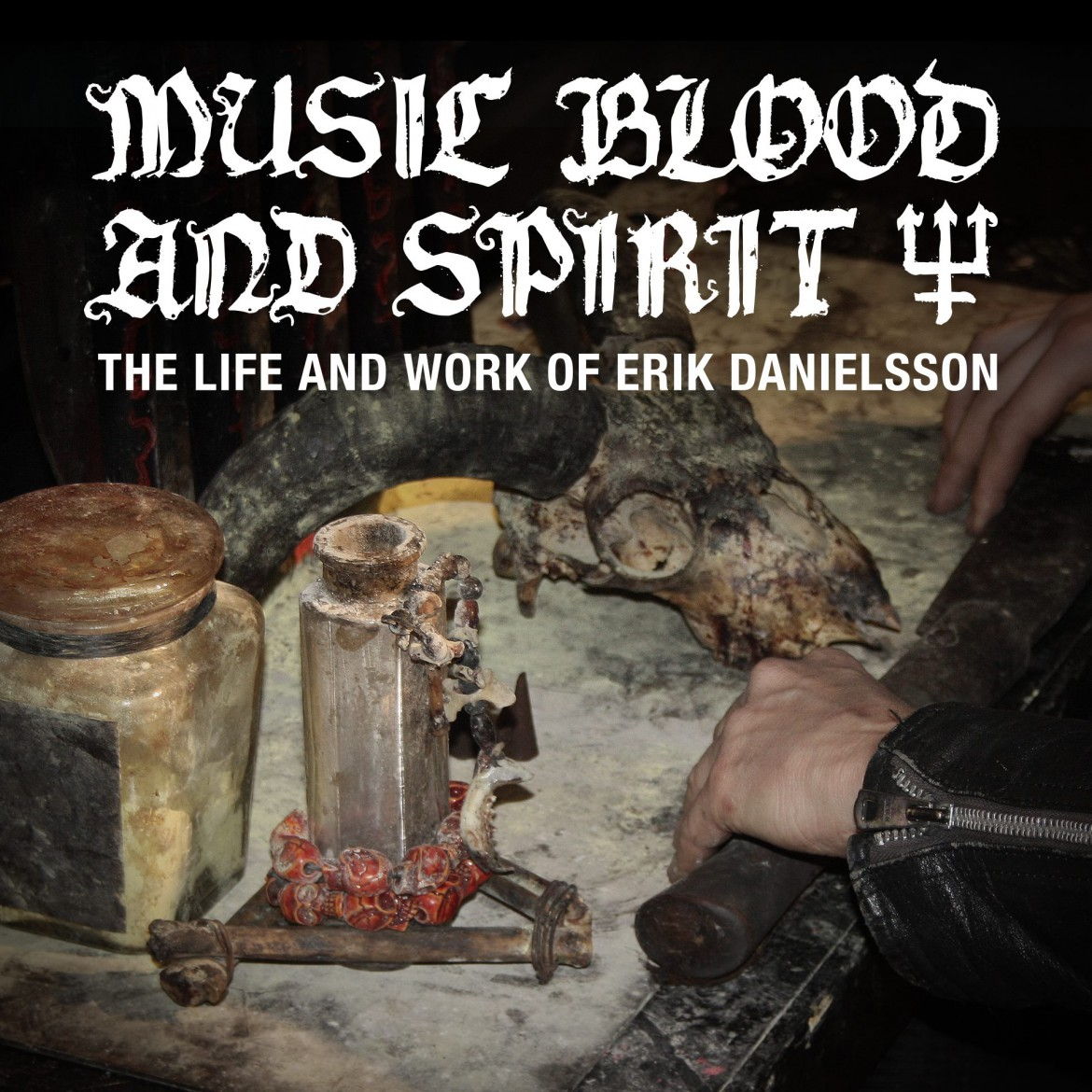 Watain - Erik Danielsson - Music, Blood and Spirit