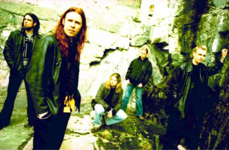 IN Flames - Clayman - bandphoto