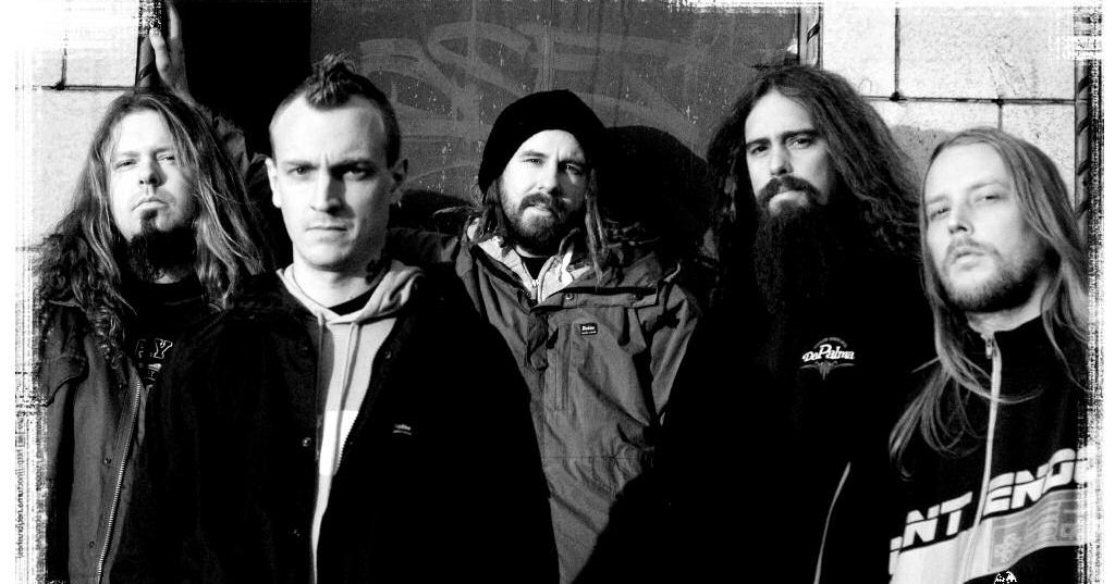 In Flames - Come Clarity - bandphoto