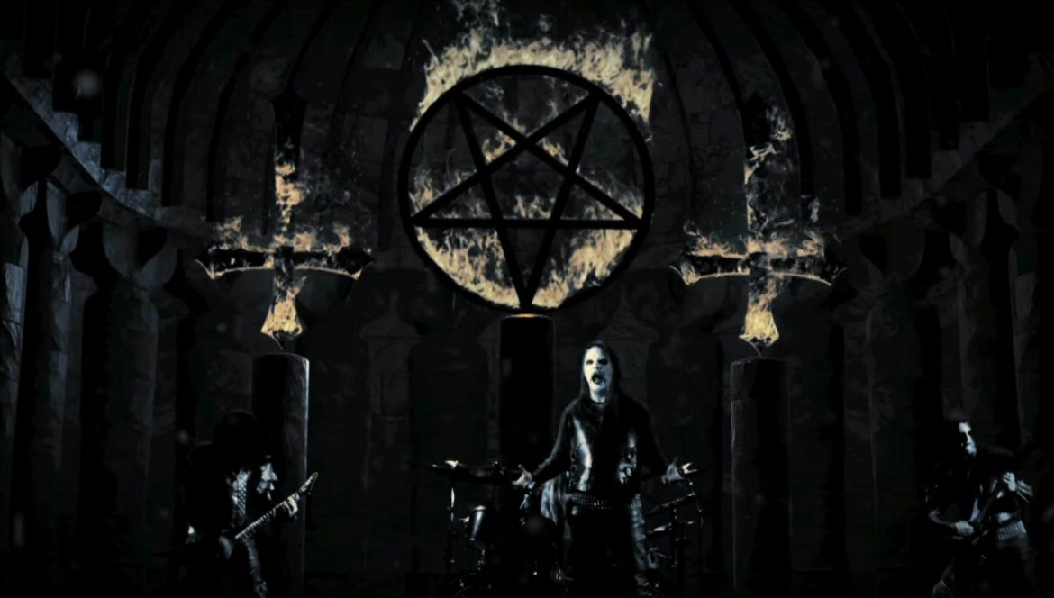 Dark Funeral - Unchain My Soul - video