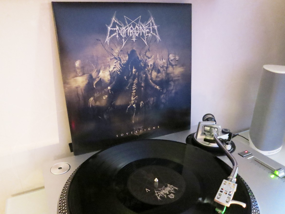 Enthroned Swedish Metal The Home Of Good Black Metal