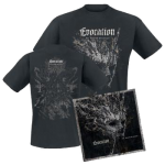 Evocation - The Shadow Archetype - Digipak CD and t-shirt