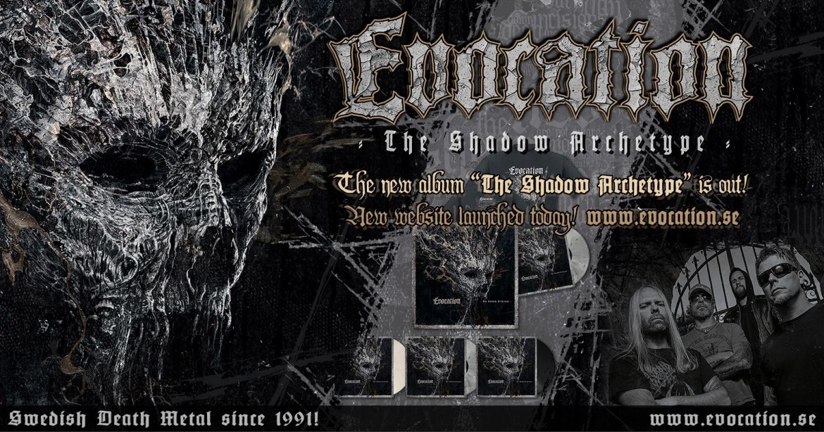 EVOCATION - official website 2017