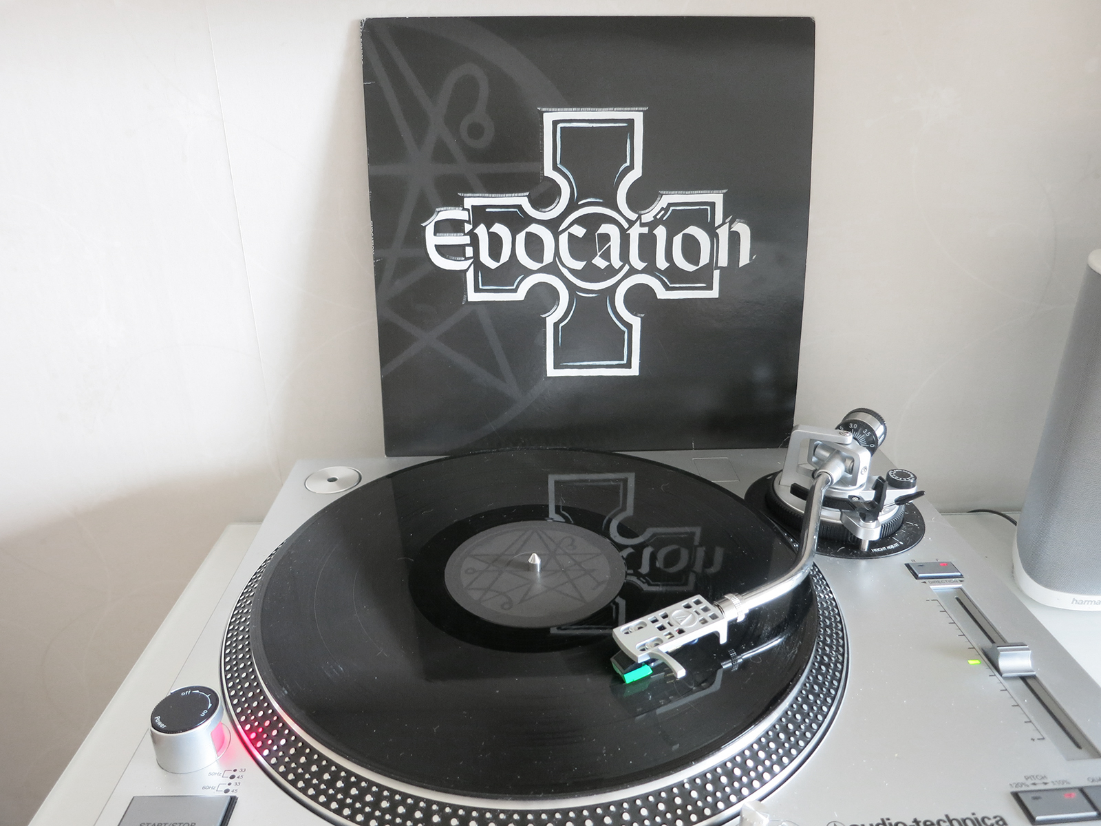 Evocation - Evocation