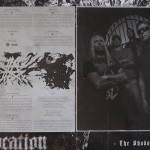 Evocation - The Shadow Archetype - vinyls inlay