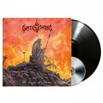 Gates of Ishtar - The dawn of flames - reissue 2017 black vinyl