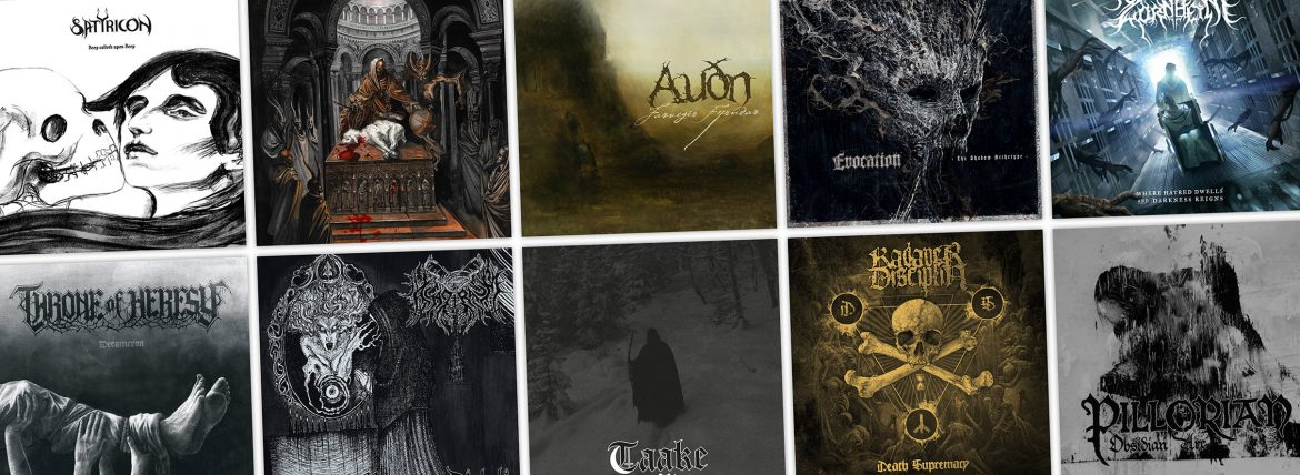 The 10 best metal albums of 2017 – Swedish Metal – The home