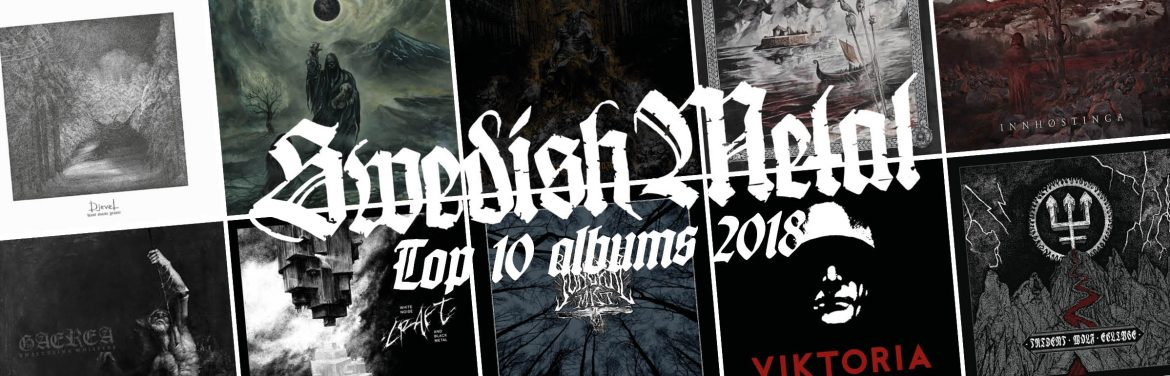 Swedish Metal – The home of good black metal and death metal – www
