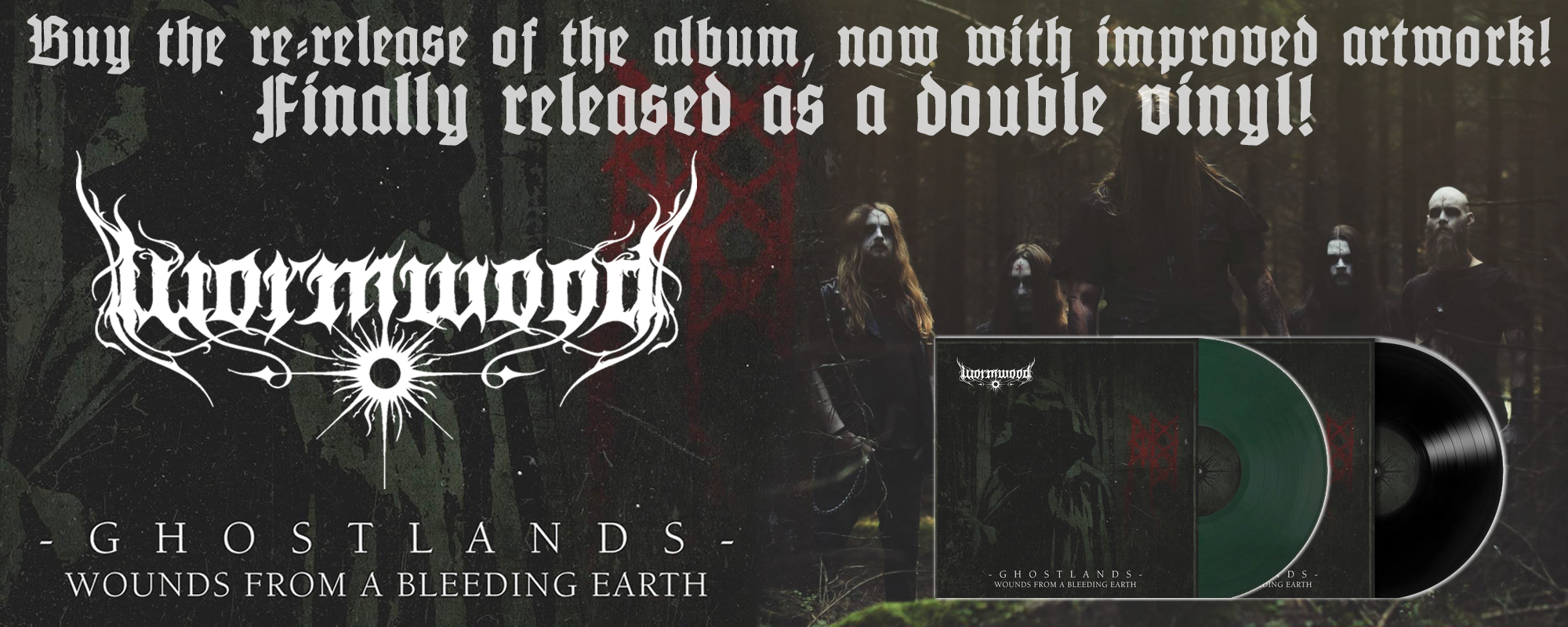 WORMWOOD - Ghostlands - Wounds From a Bleeding