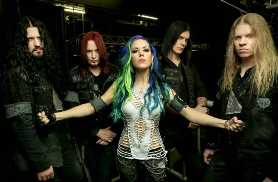 Arch Enemy – Swedish Metal – The home of good black metal